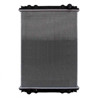 Freightliner Columbia Amp M2 With Mercedes Engine Radiator