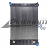 Freightliner M2 Business Class 2005 Radiator With 18 Oil Cooler