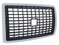 Volvo VNL Black & Chrome Grille Replacement 2004 & Newer 20505759