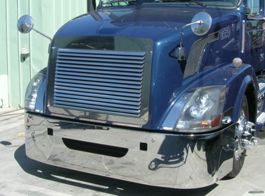 Volvo Vnl 630 670 780 Bumper 2004 Amp Newer By Valley Chrome