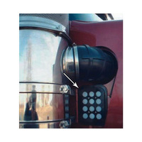 Kenworth Cab Air Filter - Black