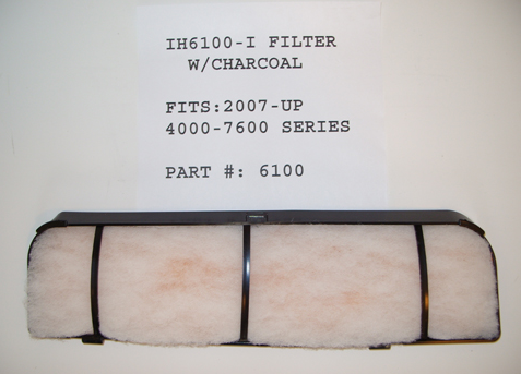 International New Cabin Style Pre Filter 2007-Newer