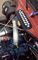 International Exterior Cabin Air Filter 1984-2001
