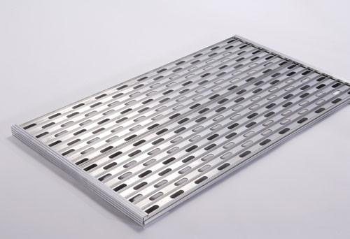 Universal Semi Truck Aluminum Deck Cover Plate Dyna Deck