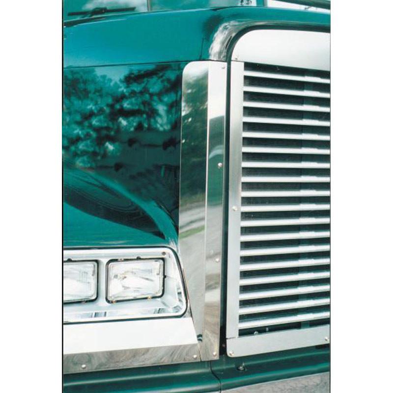 Freightliner FLD 120 Side Grill Deflector