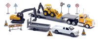Kenworth W900 & Construction Set 1/43 Scale