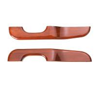 Wood Armrest Reversed Style