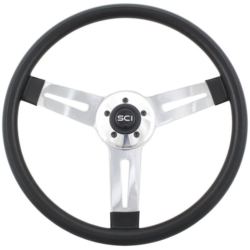 "20"" Driver 2 Steering Wheel With Hub Included"