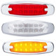 12 LED Reflector Rectangular Clearance Markers - All Styles