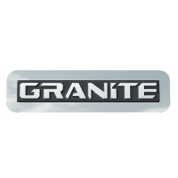 Mack Granite CV713 Logo Trim With Square Edges By Roadworks