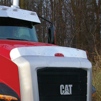 Caterpillar CT660L Hoodshield Bug Deflector