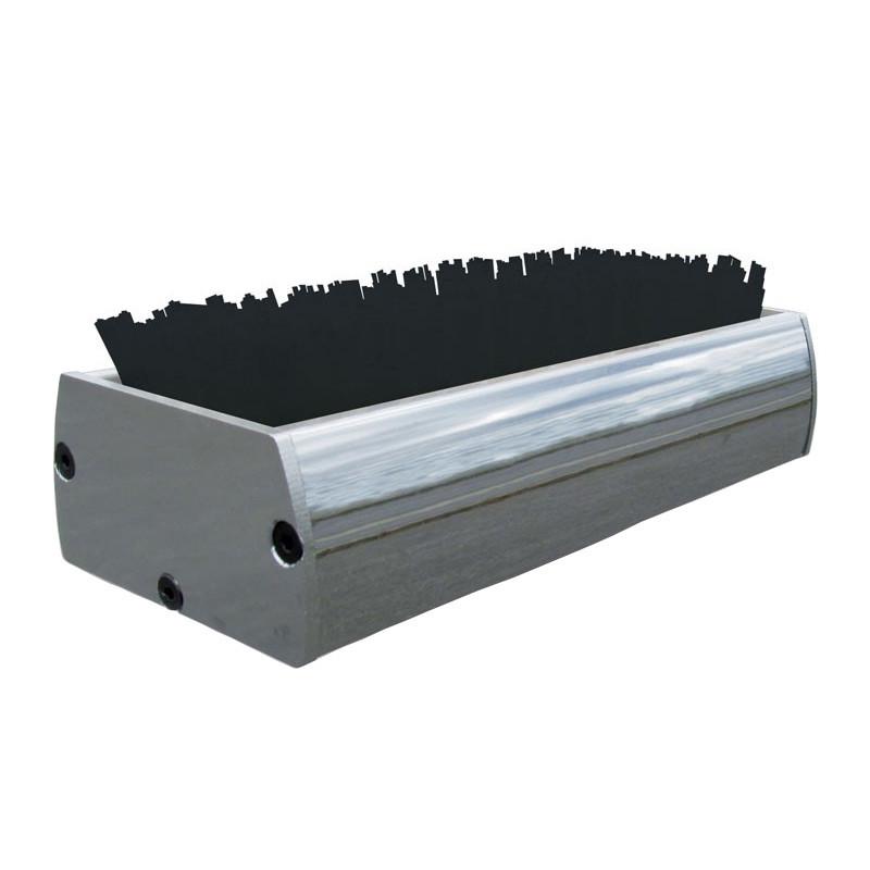 Chromed Aluminum Boot Brush