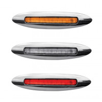 "4.5"" Slim Line Marker LED Light Bar"
