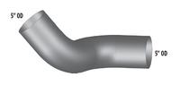 Peterbilt 377 Chrome Elbow 14-13059RCP