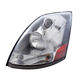 Chrome Volvo VNL Headlights - Driver