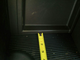 Minimizer Thermo Floor Mats Measuring