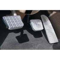 Freightliner Coronado Cascadia M2 Diamond Billet Foot Pedal Set