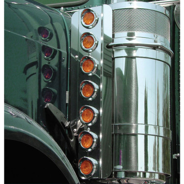 Freightliner Classic Fld 13 Quot Front Air Cleaner Light Bar
