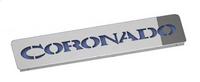 Freightliner Coronado Rear Frame Cover With Cutout