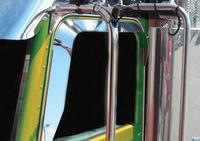 Peterbilt 379 386 388 389 Window Shade 2012 & Older