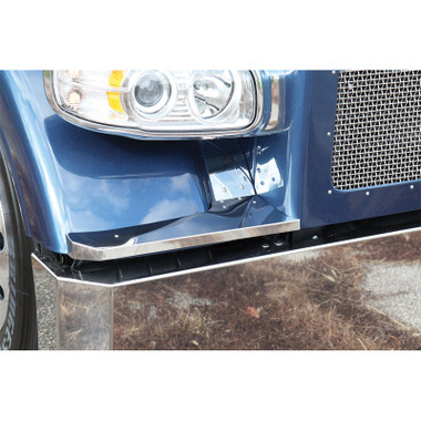 Peterbilt 388 389 Front Fender Bracket Covers By Roadworks