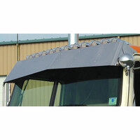 Western Star 4900 Monster Drop Bow-Tie Visor By RoadWorks