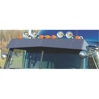 Western Star 4900 Regular Drop Bow-Tie Visor