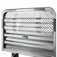 Dyna Light Security Headache Rack E-Z View Full Window