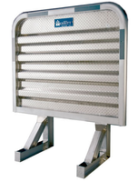 Dyna Light Security Headache Rack Standard