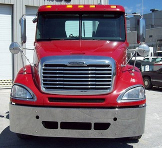Freightliner Columbia Amp Century Bumper 2008 Amp Newer By