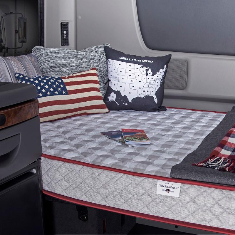 """Semi Truck Luxury Mattress 6.5"""""""