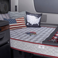 Semi Truck Luxury Mattress 6.5""