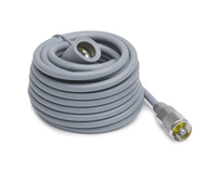 K40 18' Super Mini-8 CB Antenna Cable With Soldered Connectors