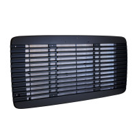 Freightliner FL 60 70 80 106 112 Grill With Bug Shield Black