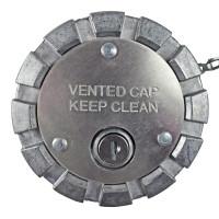 "Mack Vision 3"" Fuel Gas Cap Lock OEM Locking Cap & Keys 95381966"
