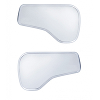 Volvo Fairing Chrome Door Handle Cover - Complete Set