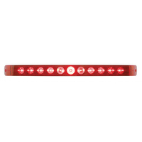 STT Light Bar With LEDs - Red