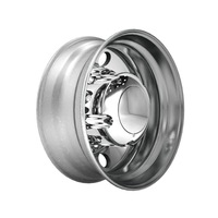 Standard Series Omega Chrome Rear Axle Wheel Cover