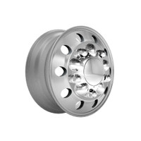 Standard Series Omega Chrome Front Axle Wheel Cover
