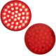 """36 LED Economy 4"""" STT Light - Red"""
