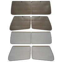 Peterbilt Premium Contemporary Window Covers