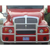 Kenworth T2000 Full Bar Rig Guard on Truck