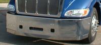 Peterbilt 387 Bumper Set Back Axle By Valley Chrome
