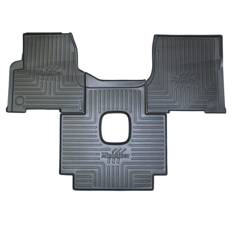 Volvo Manual Transmission Minimizer Thermoplastic Floor Mats