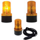 3 High Power LED Micro Beacon Light - Magnet Mounting