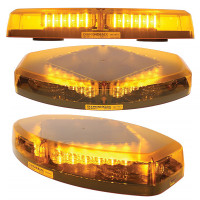 LED Diamond Warning Light Bar - Multiple Views