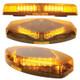 LED Diamond Warning Light Bar - Multiple Views