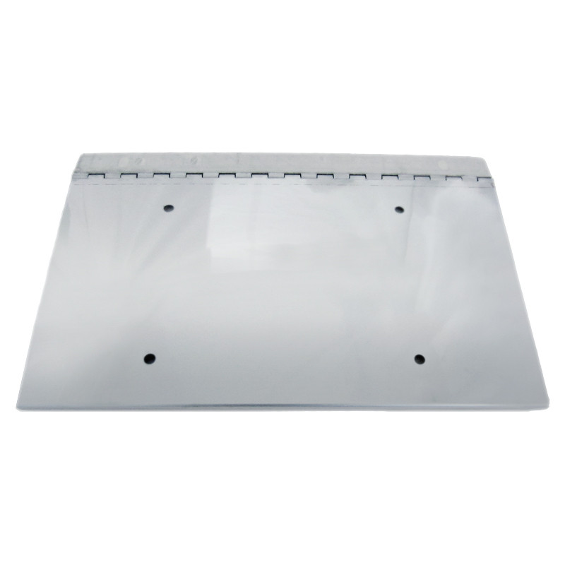 Universal Hinged Mount 1 License Plate Holder  sc 1 st  Raneys Truck Parts & Universal Hinged Mount 1 License Plate Holder By Roadworks - Raney\u0027s ...