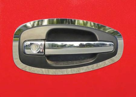 Kenworth T680 Door Handle Trim