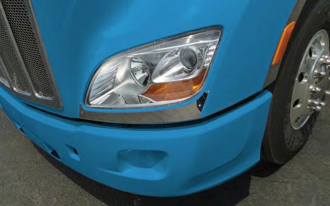 Trailer Ac Unit >> Peterbilt 579 Headlight Trim - Raney's Truck Parts